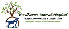 Vet in Woodhaven | Woodhaven Animal Hospital Logo